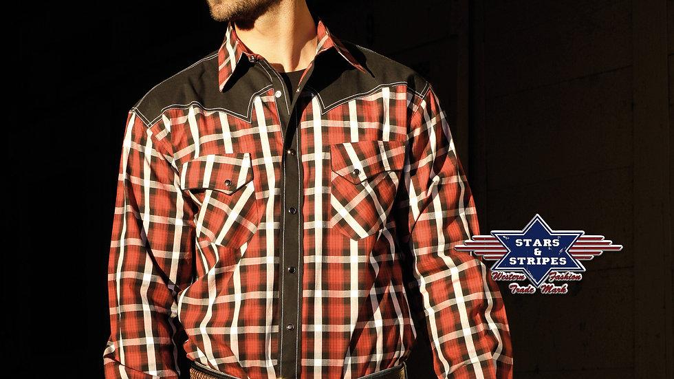 Western Shirt by  Stars & Stripes ~Jayden