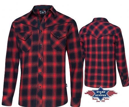 Western Shirt  by Stars & Stripes ~ Calgary