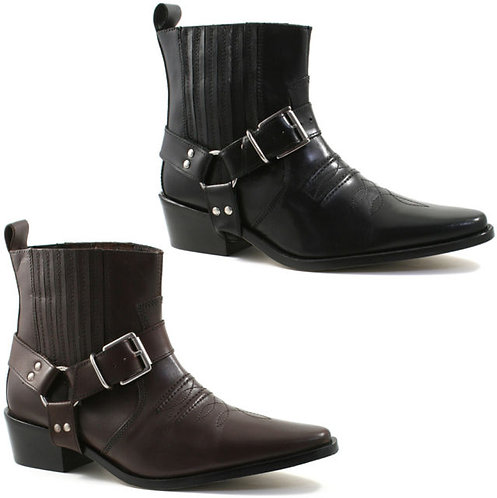 Low Clive Ankle boot by Gringos