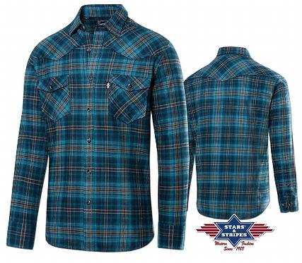 Hemden B by Stars & Stripes Western Shirt