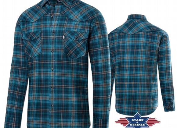 Western Shirt by Stars & Stripes  ~ Hemden B