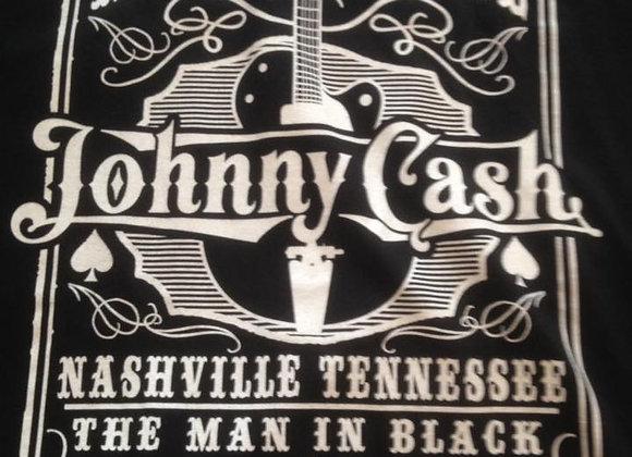Johnny Cash Music Rebel Tshirt