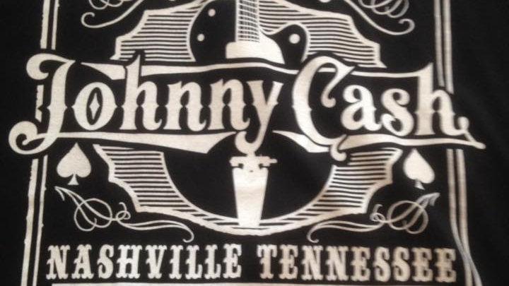 Johnny Cash Music Rebel T-Shirt
