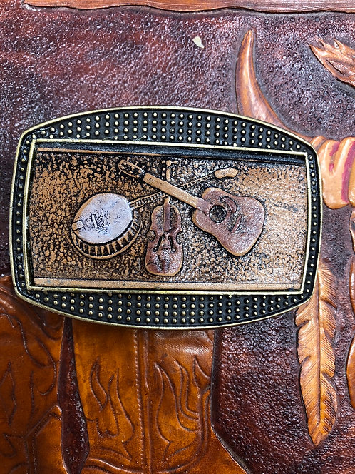 Country Music Buckle