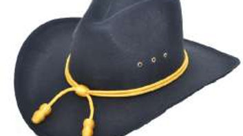 Cowboy hat with Cavalry Band          HC1