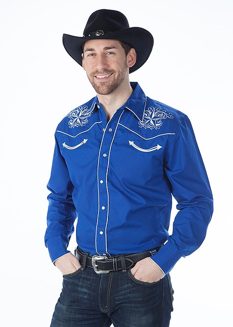 Classic Western Retro Star Shirt