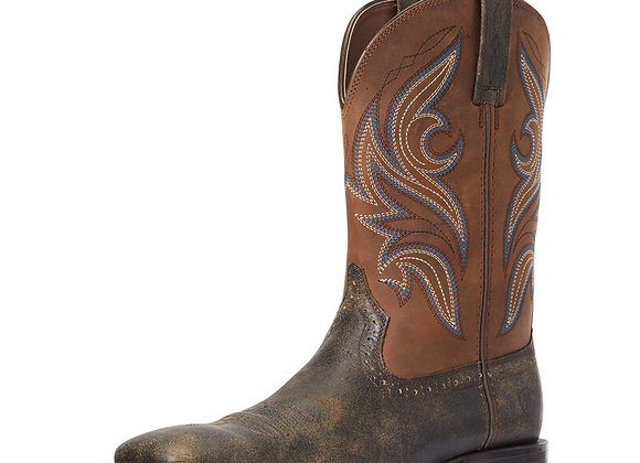 Ariat Mens Sport Knockout Western Boot