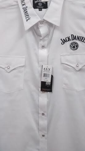 Jack Daniels Short Sleeved Shirt  JDSS002