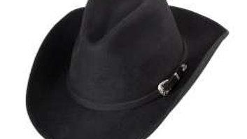 USA Crushable 3 pc buckle Cowboy Hat