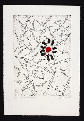 Black Ant Art - Allan Mansell - Yolla Gathering