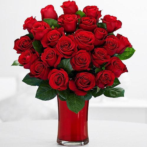 Bouquet di Rose Rosse MEDIO