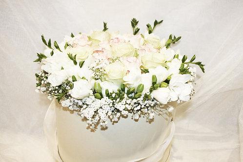 Flower Box Bianca