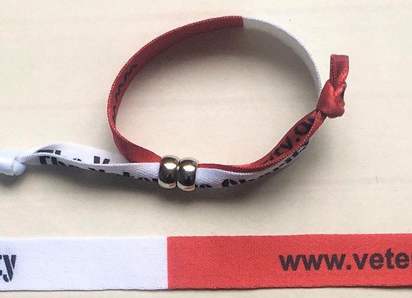VC Fabric Wristband