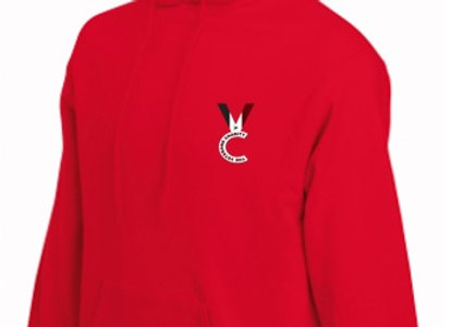The VC Hoodie - Red