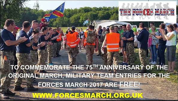 The Forces March