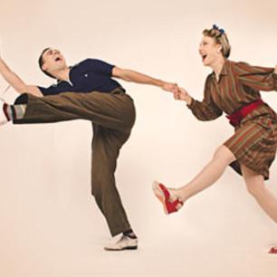 1940's dancers