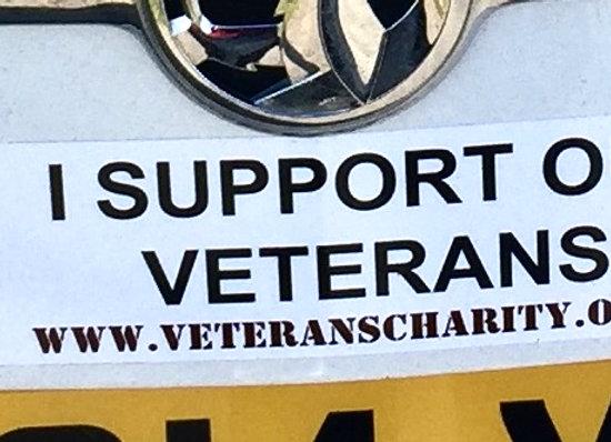 VC Bumper Sticker