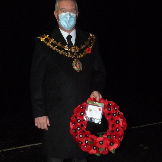 The Mayor of Bodmin Poppies To Paddington