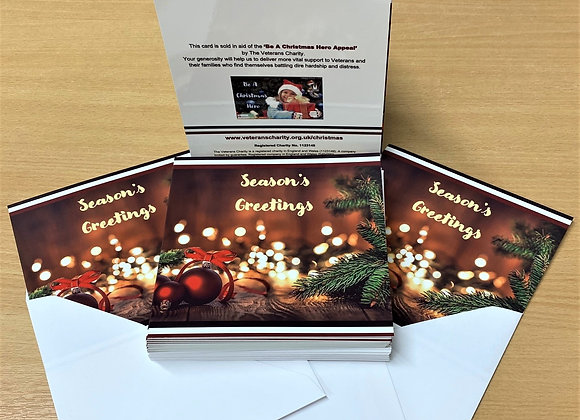 The Veterans Charity Christmas Cards