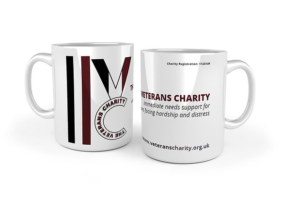 The Veterans Charity Mug