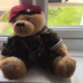 FRED BEAR | United Kingdom | The Veterans Charity