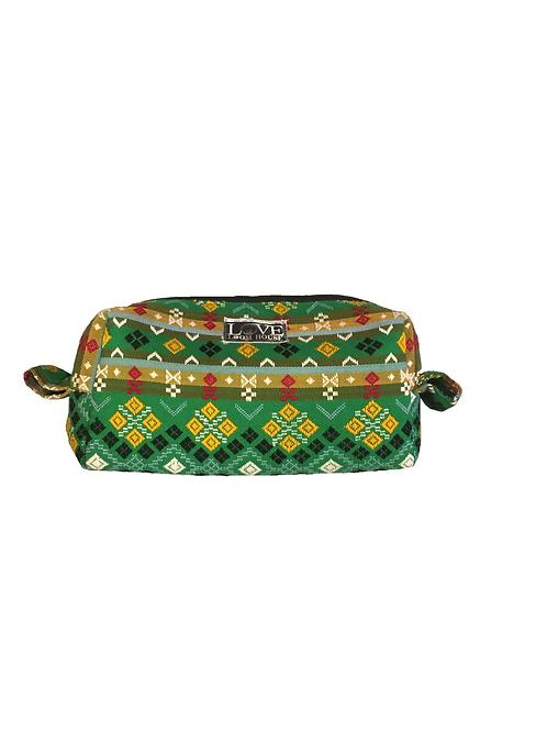 Green Travel Bag