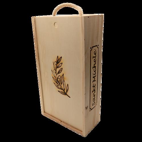 Geschenkbox Holz