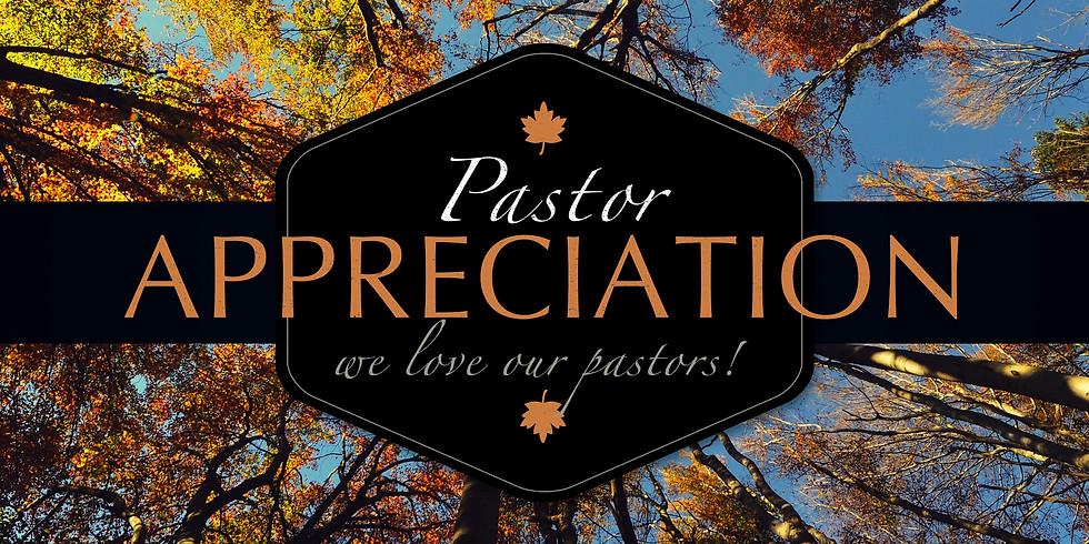 Pastor Appreciation Sunday