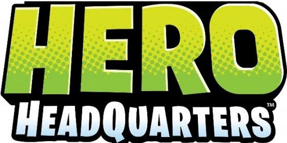 Hero Headquarters Virtual VBS
