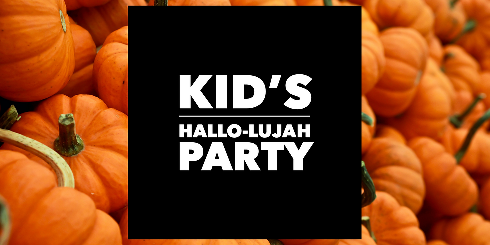 Freewater Kid's Hallo-lujah Party