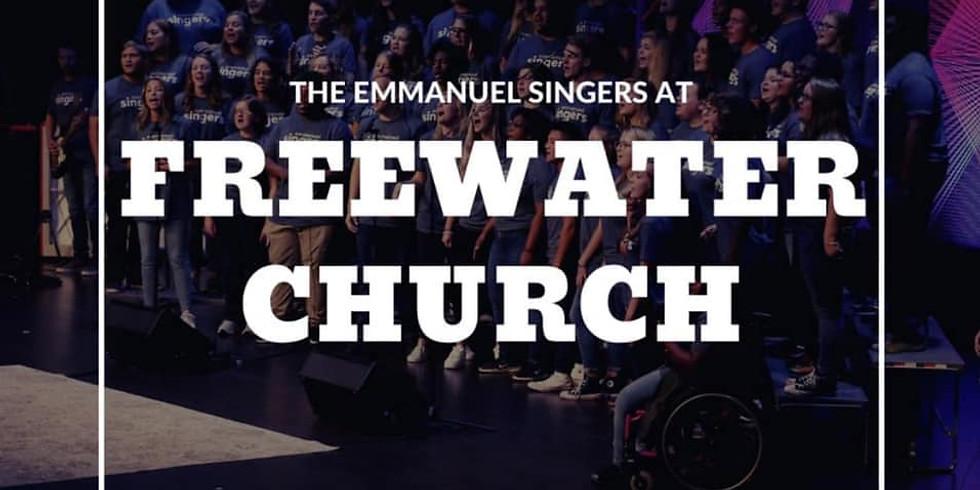 The Emmanuel Singers @ Freewater Church