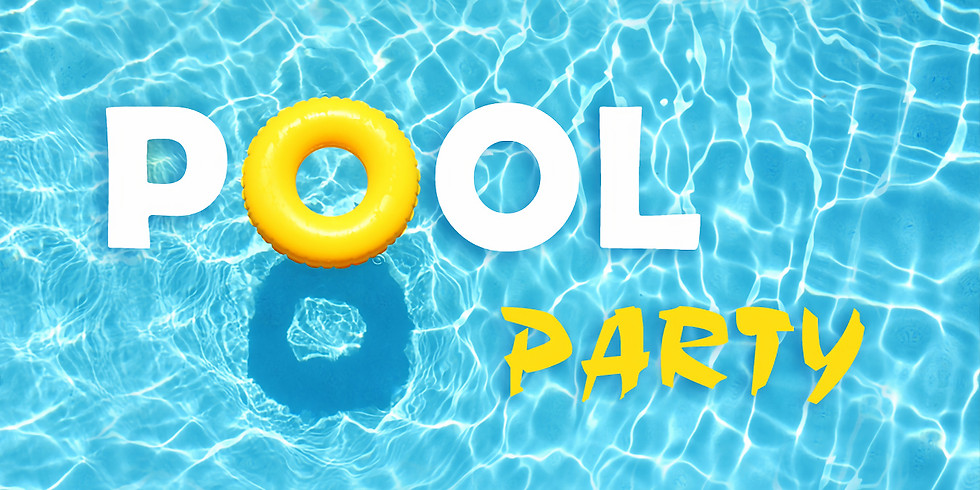 Freewater Kids Pool Party