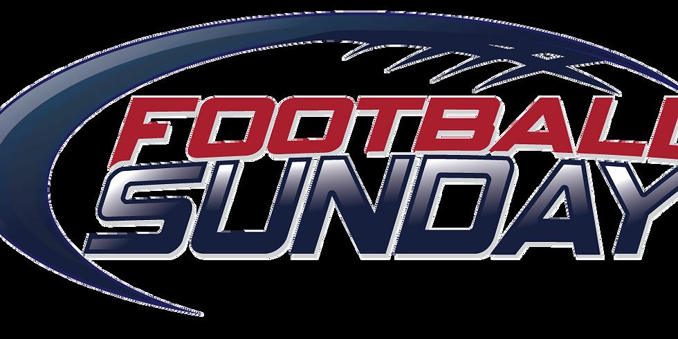 Football Sunday!