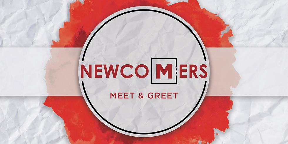 New Comer's Meet & Greet