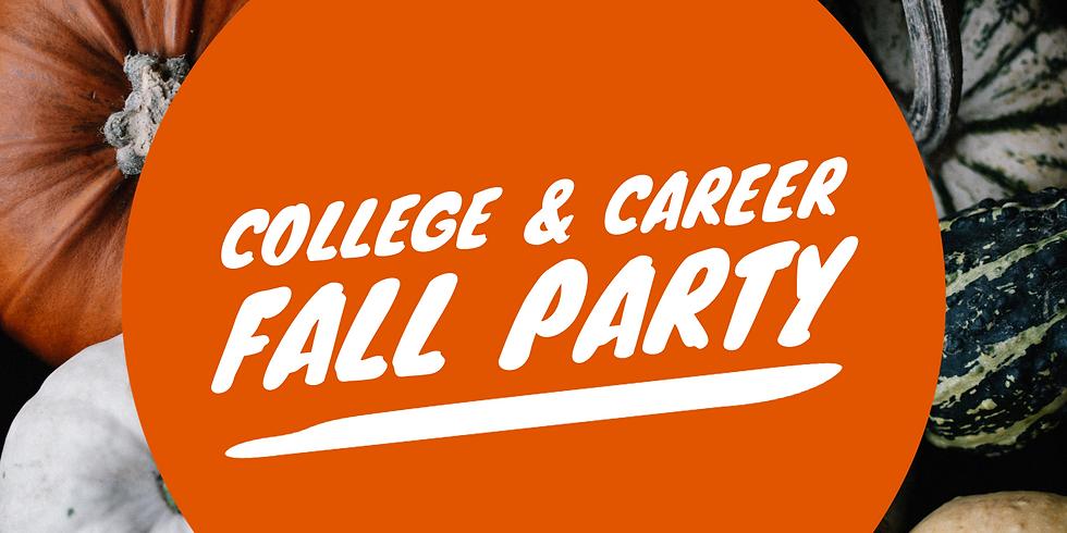 College & Career Fall Bonfire