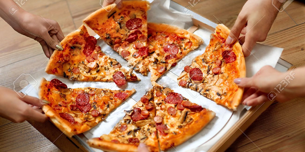 """FSM High Schoolers """"It'z a Pizza Party & Game Night"""