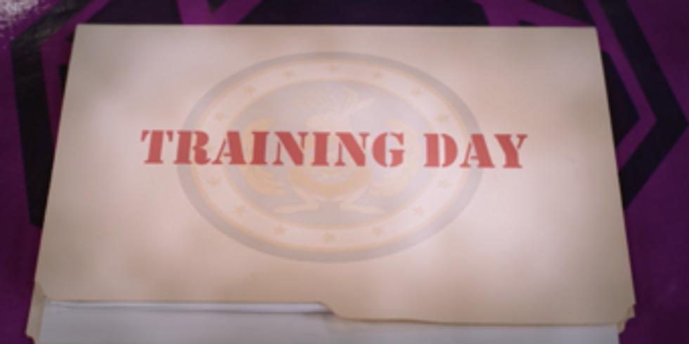 Camera Crew and Kids' Volunteers Training Day