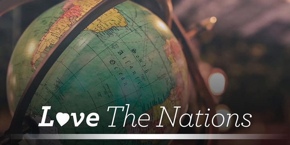 Love The Nations Missions Night