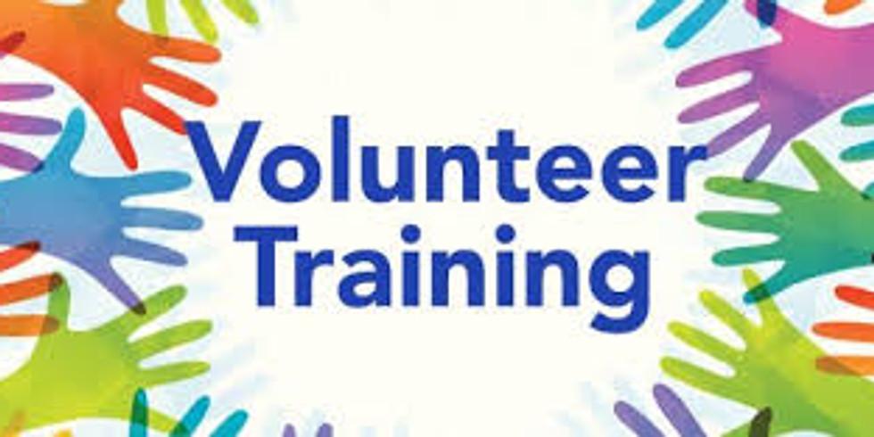 Dream Team Volunteer Training