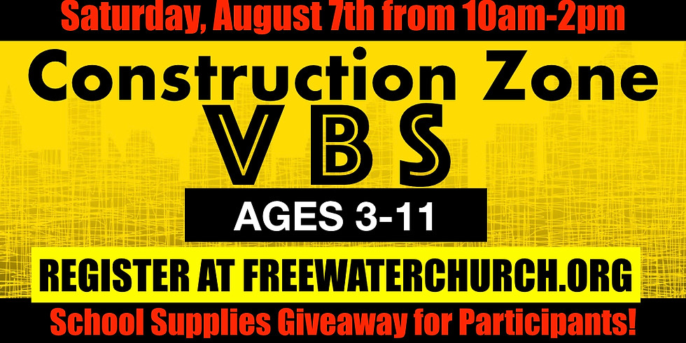 Construction Zone VBS