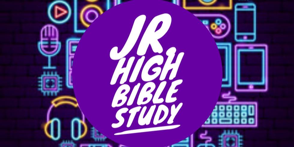 FSM Junior High Bible Study