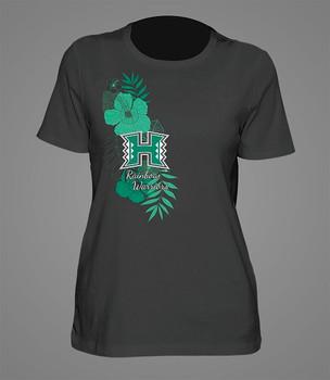 Hibiscus H-Ladies T-Shirt