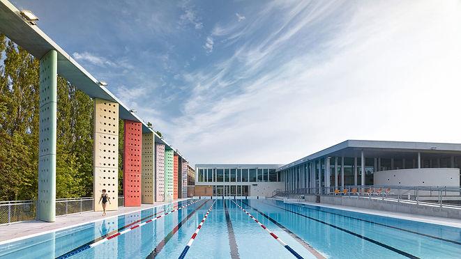 Piscine - Complexe Aquatique à Louviers.