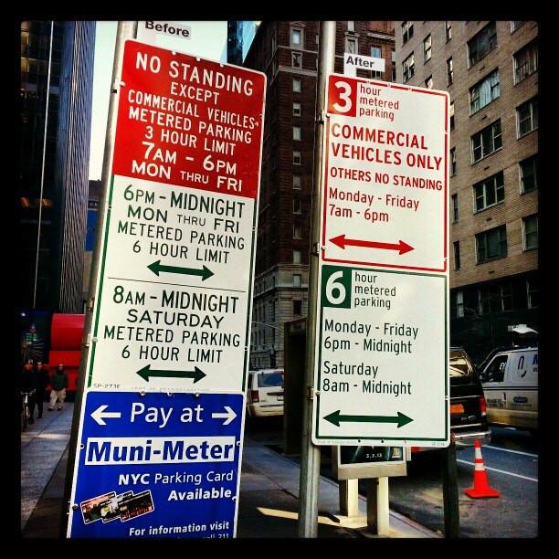 Photo via myparkingsign.com