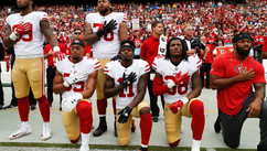 Stand, Don't Kneel: The NFL and the Red, White, and Blue