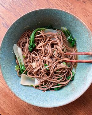 Easy Soba Noodles