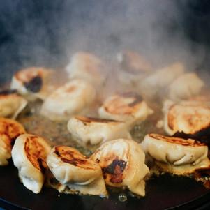Chicken Jiaozi