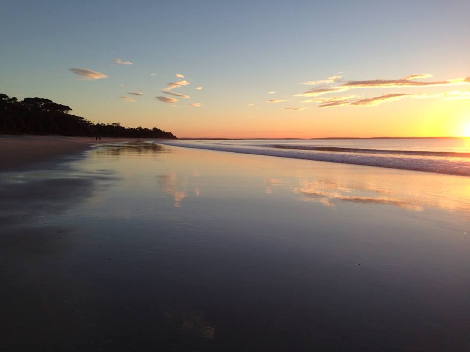 Nelsons Beach at sunrise