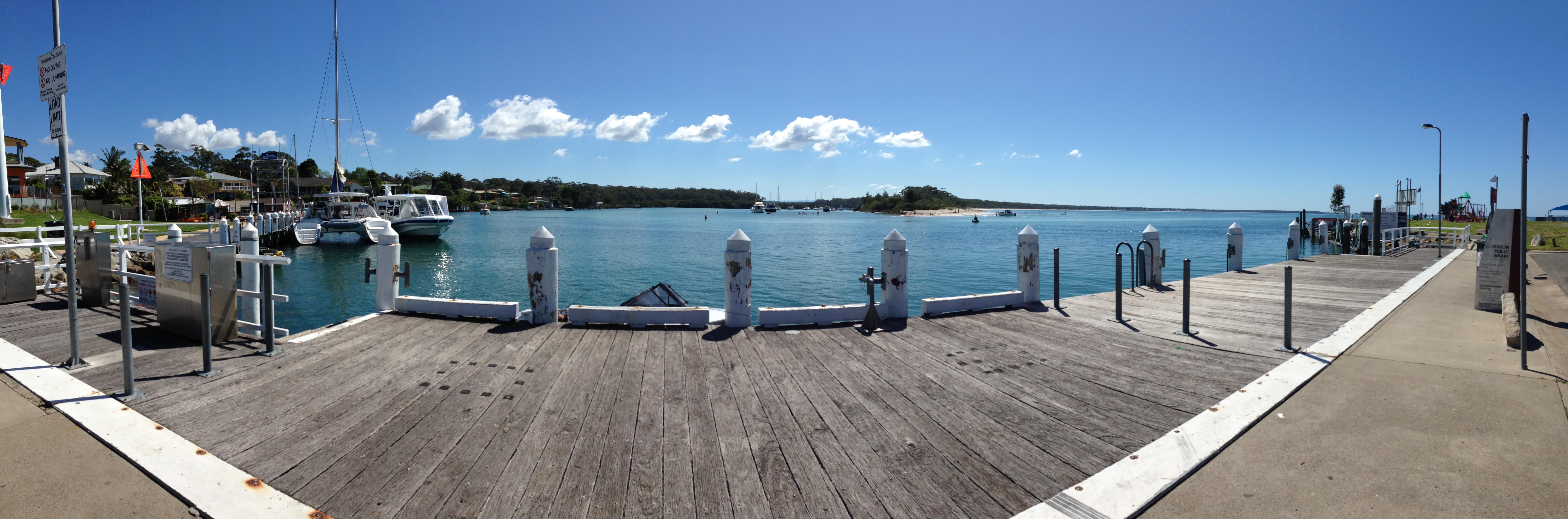 Huskisson Wharf