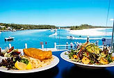 Sanddancers B&B accommodation, positioned in Vincentia a suburb of Jervis Bay, only 5 minutes from Huskisson